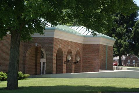 Community Center Outside 5