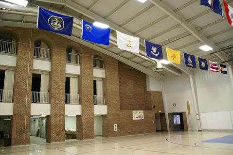 Community Center Inside 2