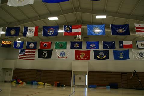 Community Center Inside