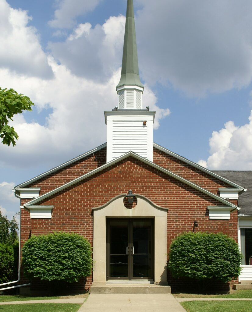 Guest Lodge & Chapel