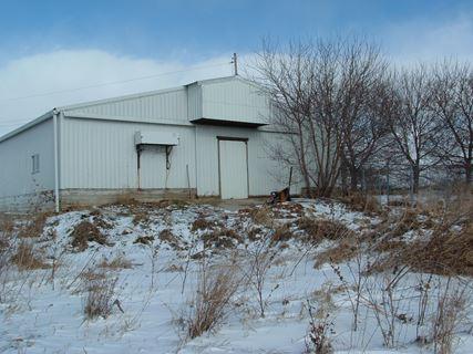 Montana Farmstead Pig Barn